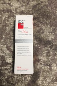 IDC exfoliating mask Mont-Royal, H3R