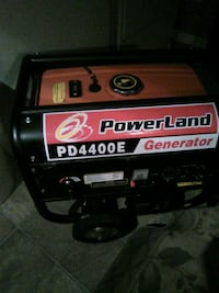 black and red Predator 4000 portable generator Knoxville, 37924