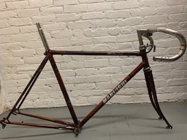 Maruishi Road Ace 404 Frame set (Vintage Japanese)