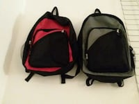2 backpacks  Germantown, 20876