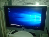 black flat screen computer monitor Surrey