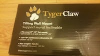 NEW Led TV Tilting wall mount (Tyger claw) Toronto, M1C 4K6