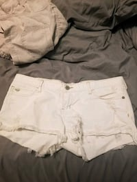 women's white denim short shorts Jonesboro, 72401
