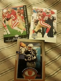 Jerry Rice cards  Indianapolis, 46236