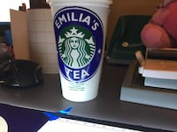 Used Personalized Starbucks Cups For Sale In Whitby Letgo