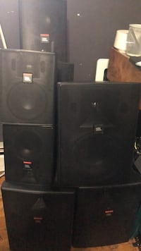 JBL  Control 23-28 lounge speakers New York, 10475