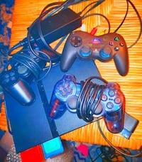 Sony Playstation 2 Ps2 Slim Console Bundle includes