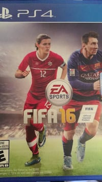 EA Sports FIFA 15 Sony PS3 game case Coquitlam, V3K 6Y8