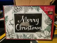 12 color yourself Merry Christmas cards West Melbourne, 32904