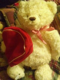 white and red bear Gobles, 49055