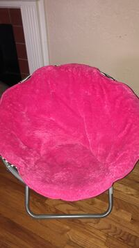 Pink lounge chair. Perfect condition   Greeley, 80631