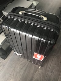 Large Black Luggage Toronto, M4Y 1T1