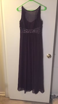 Purple evening gown  38 km