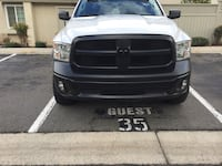 2014-2017 ram 1500 grill blacked out Corona