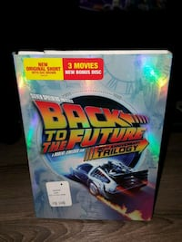 Back To the Future 30th Anniversary Trilogy (dvd) Gaithersburg, 20879