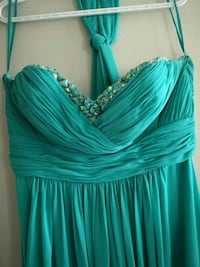 Only used once turquoise size XL Mississauga, L4T 3T7