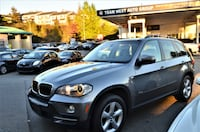 Team West Auto Group 2008 BMW X5 3.0 si Local No accident One owner low km 7 passenger x5 Coquitlam