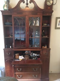 Antique Secretary in good condition- dark wood Silver Spring, 20906