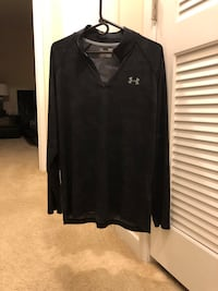 Large Black under armour long-sleeved shirt Stafford, 22554