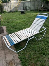 Pool / Patio Lounge Chair- adjustable back Tampa, 33612