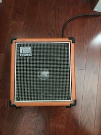 Roland Cube 20 mini Amp Orange great vintage powerful little unit great for practising or smaller rooms  Richmond Hill, L4C 7X1