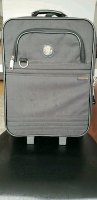1 carry on sized luggage. Please read all details Edmonton, T5E 6P1
