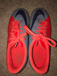 Nike youth hypervenom soccer cleats-size 3Y Manassas, 20109