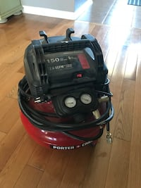 black and red Craftsman pressure washer Milton, L9T 0Z3