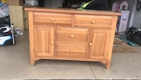 Solid Pine Dresser Canyon Country, 91387