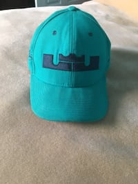 Teal LeBorn hat Columbia