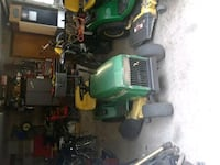 green and black zero turn mower Woodbridge, 22192