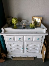 Repurposed Wash Cabinet Seminole, 33772
