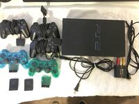 """PlayStation2 """"Fat Console"""" Bundle w/ HDMI Converter, Controllers, and More Nottingham, 21236"""
