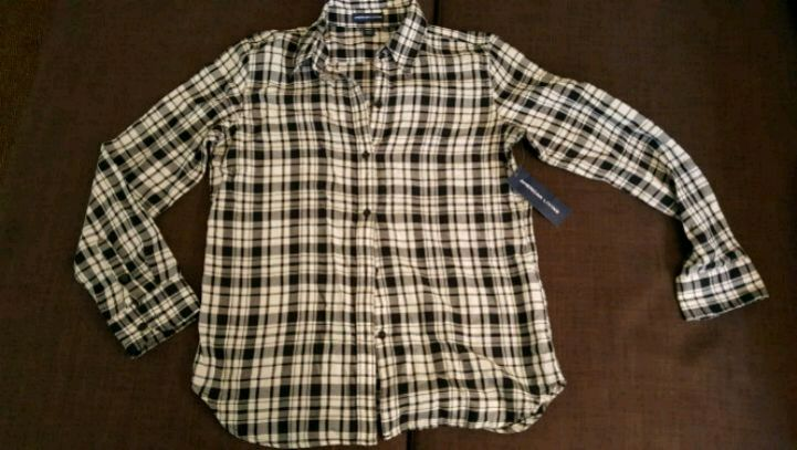 Photo New American Living Shirt. size small fits medium