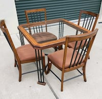 Table and chairs  Katy, 77450
