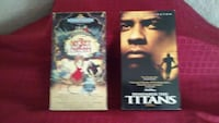two assorted DVD movie cases Auburn, 98002