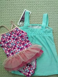 NWT 4T bathing suit