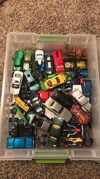 assorted die-cast car collection Liberty Twp, 45011