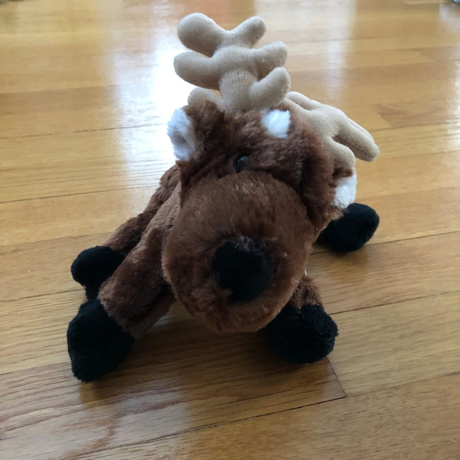 NWT Webkinz Reindeer for Christmas