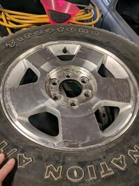 Ford f-150 wheels and tires Taneytown, 21787