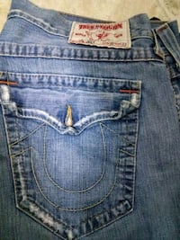 True religion jeans, xl  Vacaville, 95687