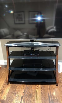 4 tier TV stand
