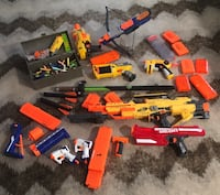 Nerf blasters toys Anchorage, 99501