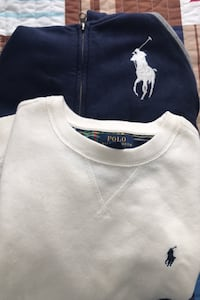 Polo Ralph Lauren Boy's Hoodie and Sweater Size M Gently used Catonsville, 21228