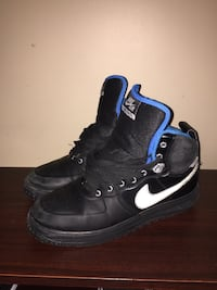 Air Force one 3M Lunar Boots size 11 $70 Whitby