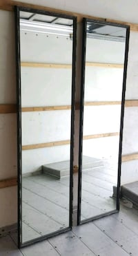 2-Large 6 Foot Mirrors in Frame Orlando, 32811