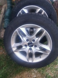 RONAL RIMS and Tires. Forestville