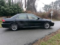 2001 Honda Accord EX 4AT w/Leather Suitland-Silver Hill