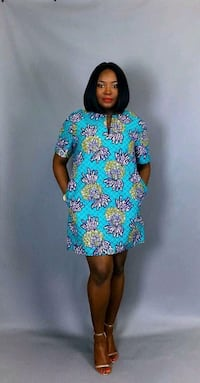 African clothing dresses