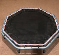 EXERCISE TRAMPOLINE—REBOUNDER—OCTAGON—SPRINGS BOUNCE WORKOUT AEROBIC  Ashburn, 20147